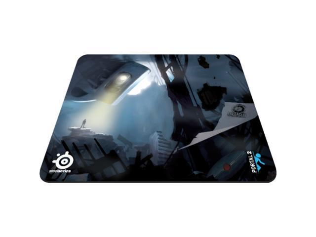 SteelSeries QcK PORTAL 2 Mouse Pad