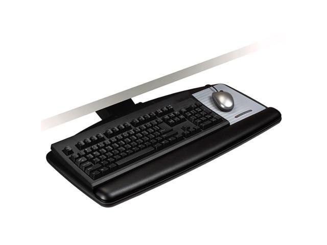 3M AKT91LE Easy Height Adjustable Keyboard Tray