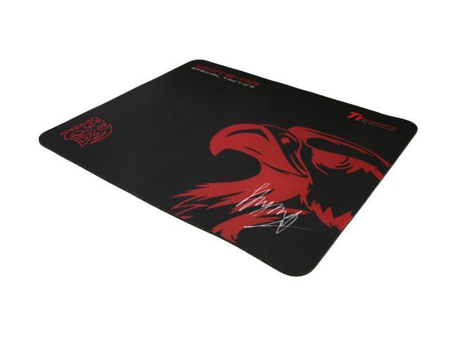 Tt eSPORTS EMP0008SMS White-Ra Special Tactics Mouse Pad Black