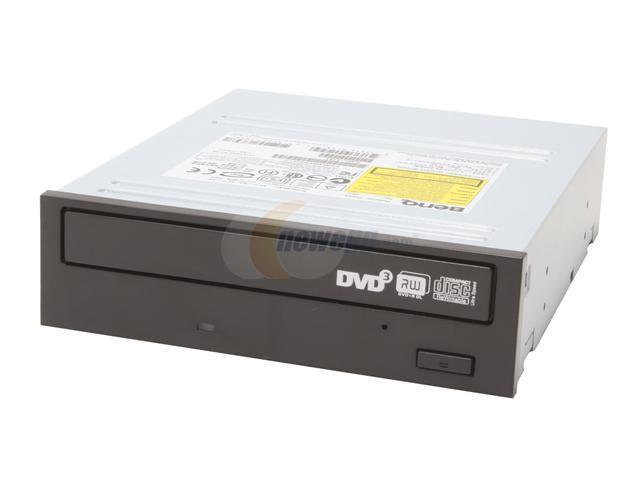 BenQ 16X DVD Burner With 5X DVD-RAM Write Black E-IDE/ATAPI Model DQ60 BK