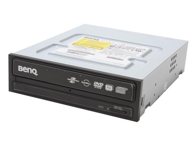 BenQ 16X DVD±R DVD Burner with LightScribe Black E-IDE/ATAPI Model DW1655 LightScribe Support