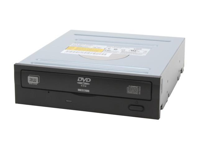 LITE-ON 16X DVD±R DVD Burner with Replaceable White Front Panel Black ATAPI/E-IDE Model SHW-160P6S-04