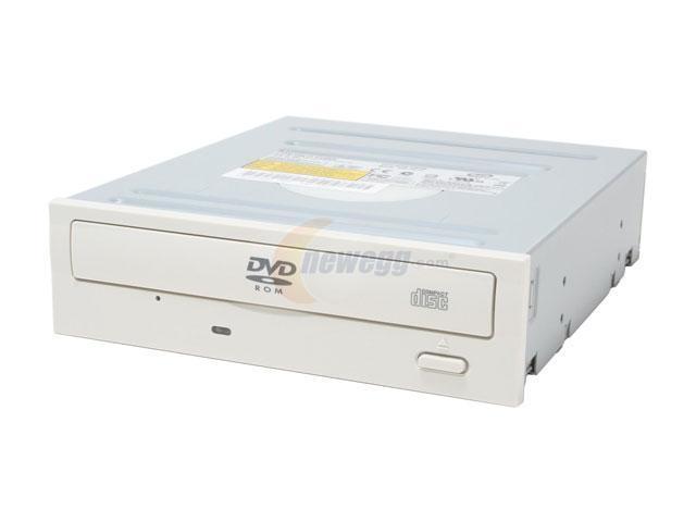 LITE-ON Beige ATAPI/E-IDE DVD-ROM Drive Model SHD-16P1S