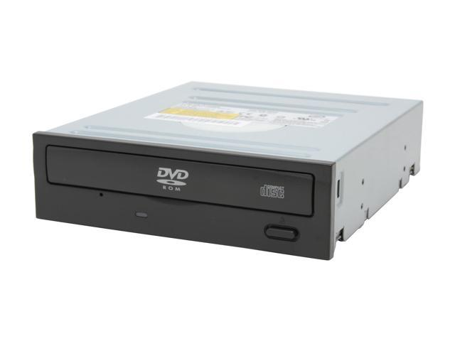 LITE-ON Black SATA DVD-ROM Drive Model SHD-16S1S-05