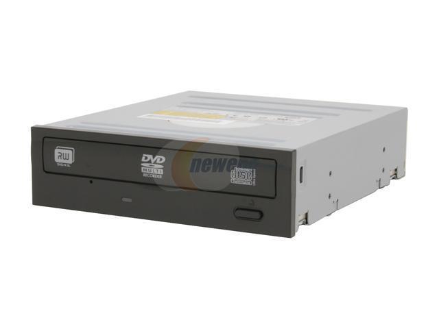 LITE-ON 16X DVD±R DVD Burner Black SATA Model SH-16A7S-05 - OEM