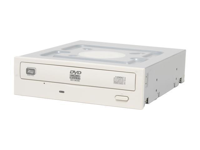 LITE-ON 20X DVD±R DVD Burner with 12X DVD-RAM Write White IDE Model LH-20A1P-184 - OEM