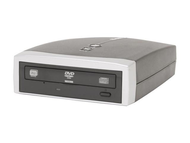 LITE-ON USB 2.0 External DVD Burner Model SHW-160P6SU EZ DUB