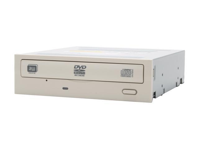 LITE-ON 16X DVD±R DVD Burner Beige SATA Model SHM-165S6S BULK - OEM