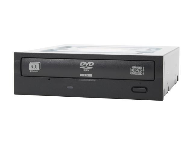LITE-ON 16X DVD±R DVD Burner Black IDE Model LH-16W1P-364