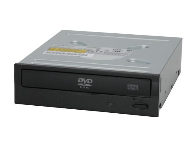 LITE-ON Black SATA DVD-ROM Drive Model DH-16D2S-04