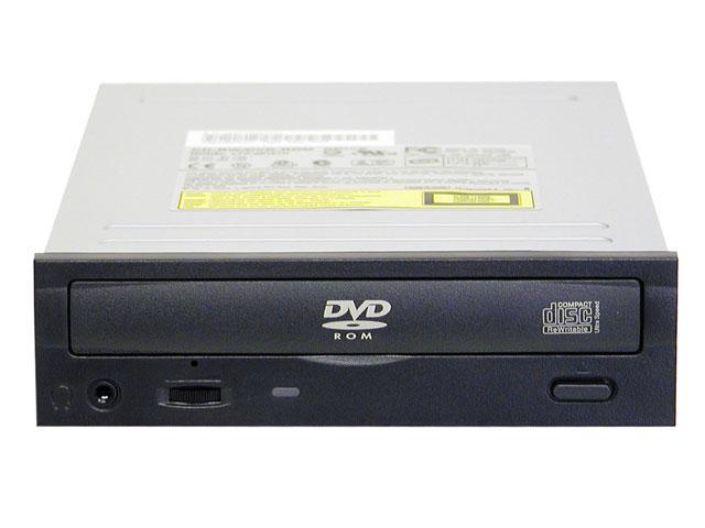 LITE-ON CD/DVD Burner Black IDE Model LTC48161H BK - OEM