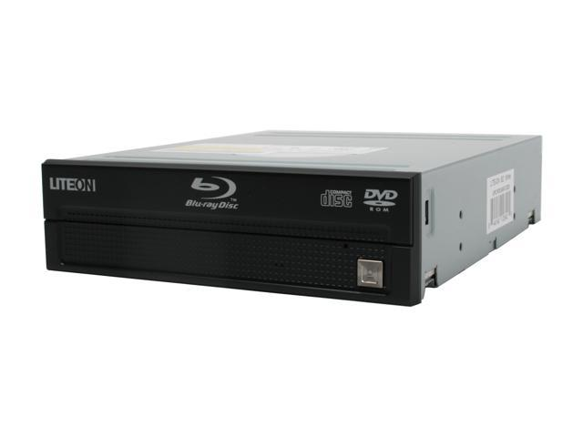 LITE-ON Black 4X Blu-ray DVD ROM SATA Model DH-4O1S-08