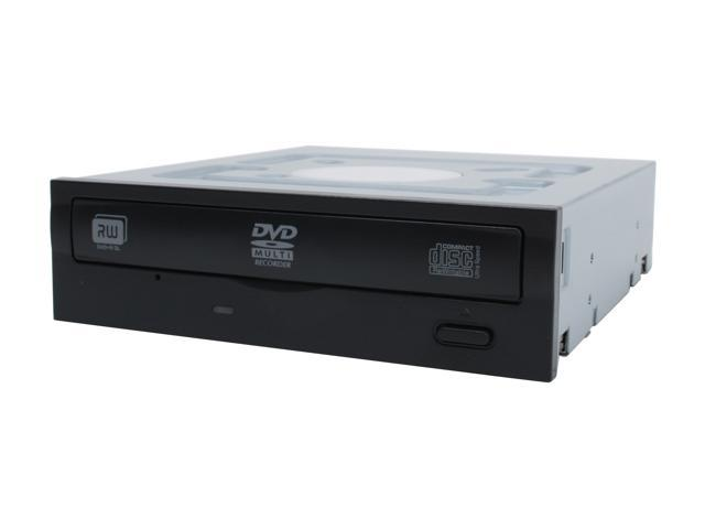 LITE-ON 20X DVD±R DVD Burner Black IDE Model DH-20A4P-04