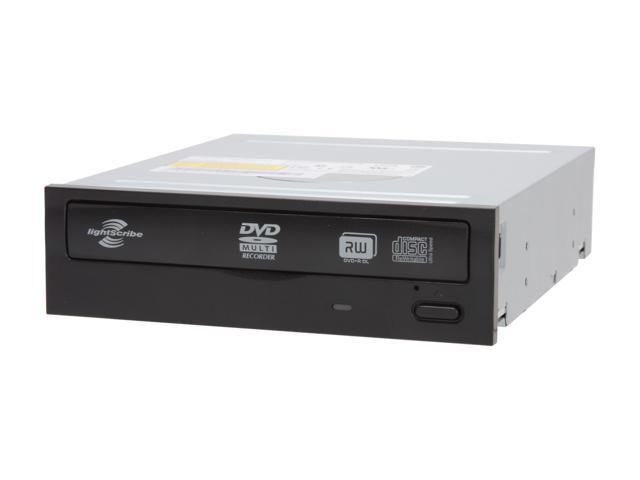 LITE-ON 20X DVD±R DVD Burner with LightScribe Black SATA Model iHAS220-08 LightScribe Support