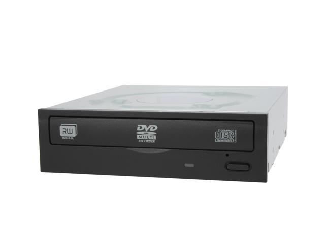 LITE-ON 22X DVD±R DVD Burner Black IDE Model iHAP122-04