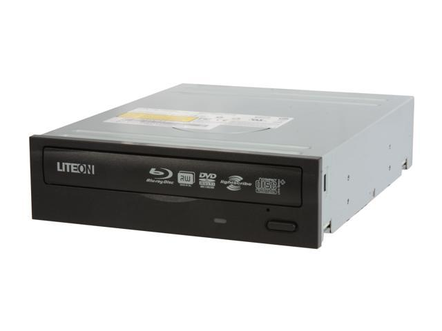 LITE-ON Black Blu-ray Disc Combo SATA Model iHES208-08 LightScribe Support