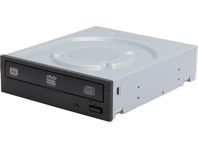 LITE-ON DVD Burner Black SATA Model iHAS124-14