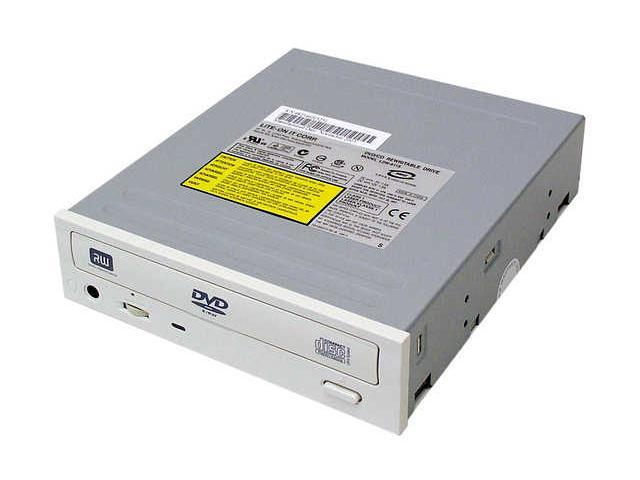 LITE-ON DVD Burner White IDE Model LDW-811S/851S