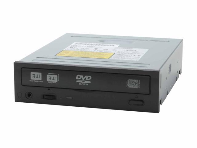 LITE-ON 16X DVD±R DVD Burner With additional beige bezel Black ATAPI/E-IDE Model SOHW-1693S