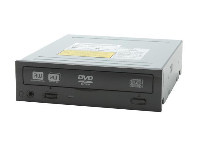 LITE-ON 16X DVD±R DVD Burner Black ATAPI/E-IDE Model SOHW-1693S