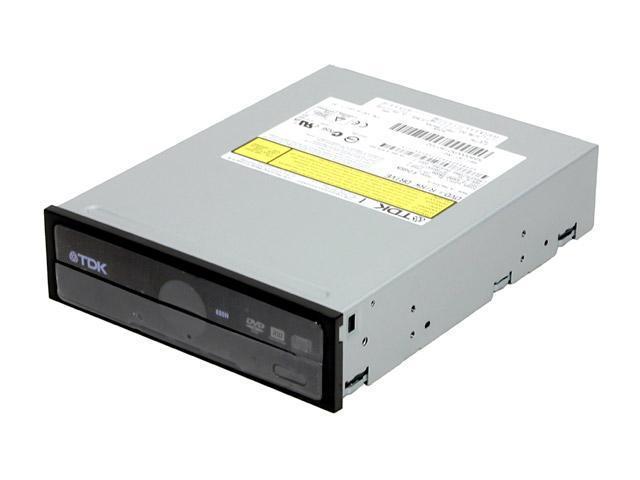 TDK DVD Burner Black IDE Model AID+880N