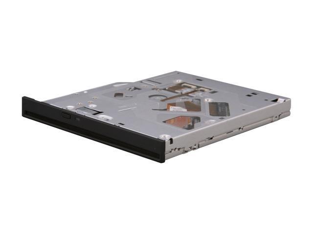 Sony Optiarc Black 12.7mm Slot Blu-ray Writer SATA BD-5850H-01