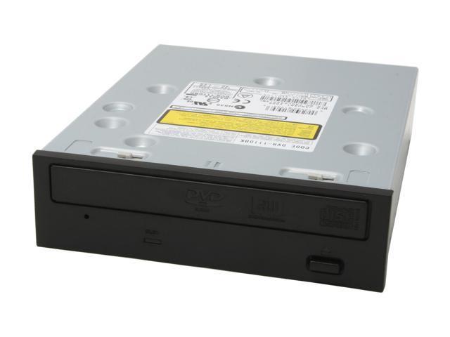 Pioneer 16X DVD±R DVD Burner With 5X DVD-RAM Read Black ATAPI Model DVR-111D
