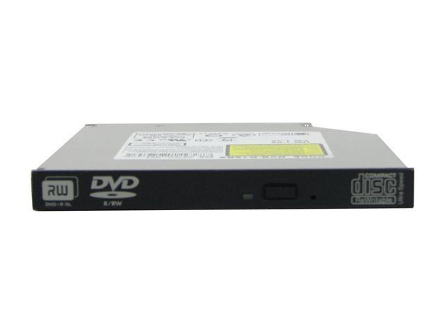 Pioneer Slim 8X DVD±R DVD Burner Black IDE Model DVR-K16RS