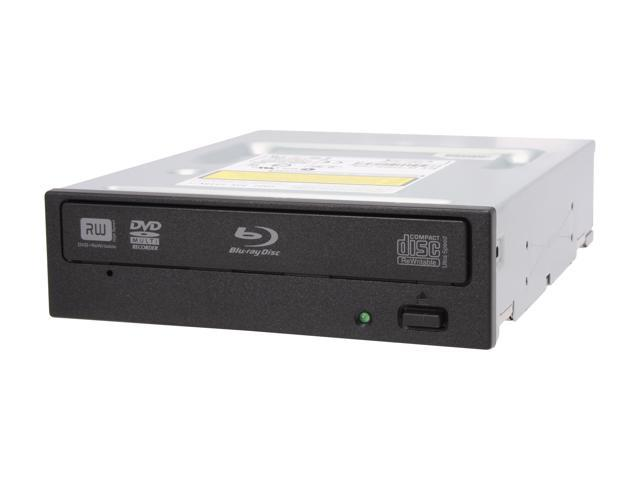 Pioneer Black 8X Blu-Ray DVD Burner SATA BDR-203BK