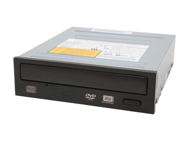 SONY 16X DVD±R DVD Burner Black IDE Model DWQ120AB2