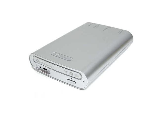 PLEXTOR IEEE 1394 /  USB 2.0 External DVD Burner Model PX-708UF/SW