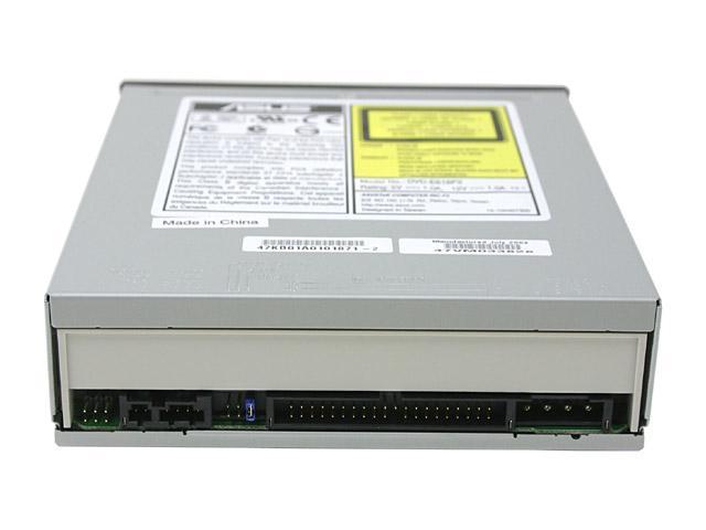 ASUS Black IDE DVD-ROM Drive Model DVD-E616P2