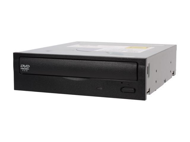 ASUS Black SATA DVD-ROM Drive Model DVD-E818A3T BULK