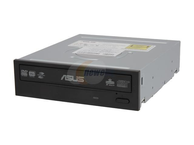 ASUS 22X DVD Burner with LightScribe Black IDE Model DRW-22B1L LightScribe Support