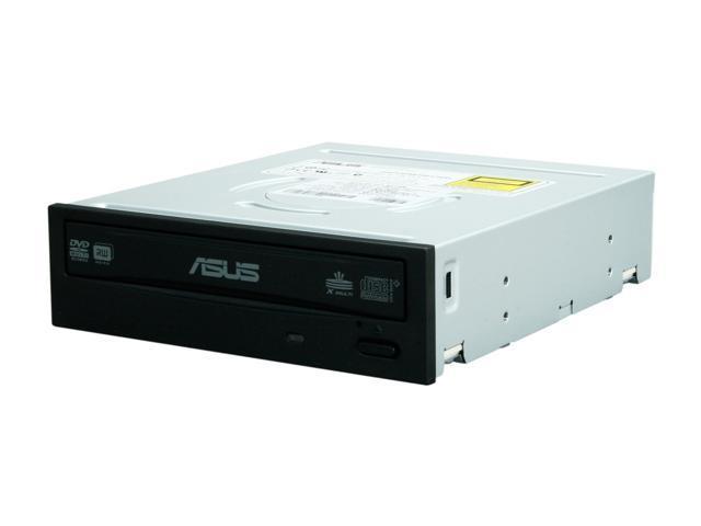 ASUS CD/DVD Burner Black E-IDE/PATA Model DRW-22B2S/BLK/B/AS (Bulk)