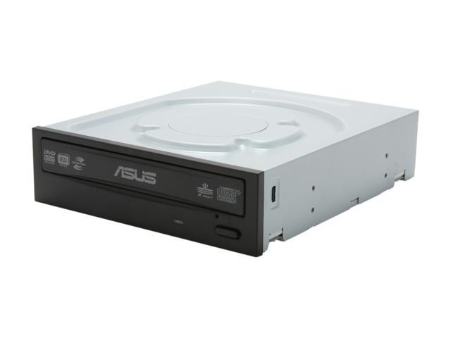 ASUS DVD-Writer Black SATA Model DRW-24B3LT/BLK/G/AS