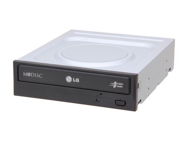 LG 22X Super-Multi DVD Burner Black SATA Model GH22NS90B - OEM