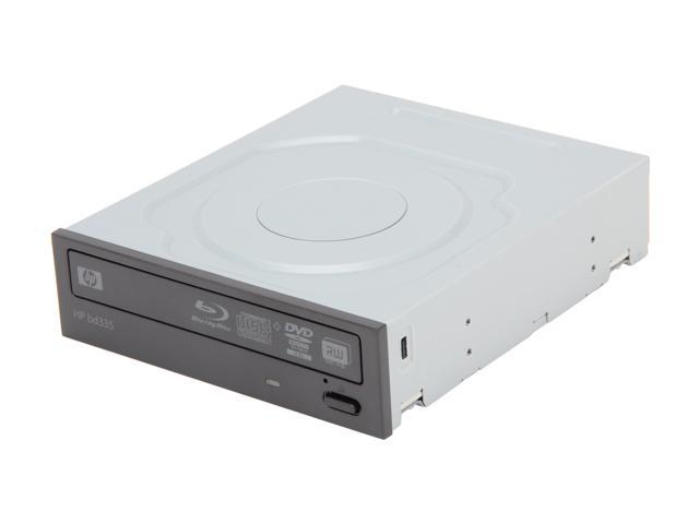 HP Black H/H Blu-ray Burner SATA BD335I