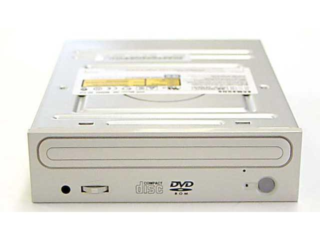 SAMSUNG Ivory IDE DVD-ROM Drive Model SD-616