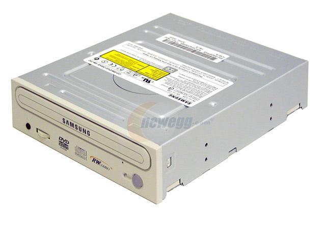 SAMSUNG CD/DVD Burner Beige IDE Model SM-352BRNS