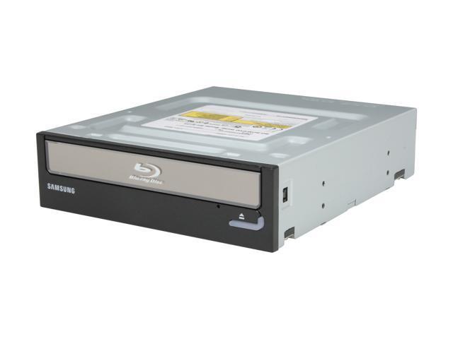 SAMSUNG Black Blu-ray Combo SATA Model SH-B123L/RSBP LightScribe Support