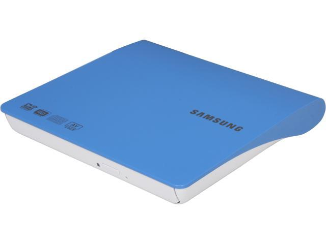 SAMSUNG USB 2.0 Slim External DVD Writer Model SE-208DB/TSLS