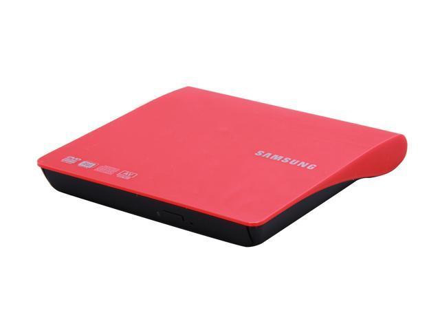 SAMSUNG USB 2.0 Slim External DVD Writer Model SE-208DB/TSRS