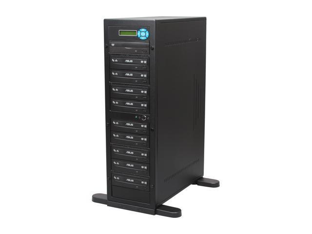 ILY Black 9 Target CD/DVD Duplicator Model D09-E500TNE