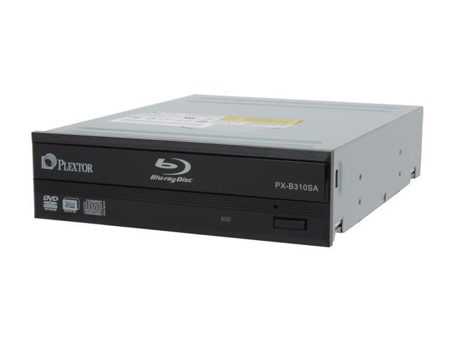 PLEXTOR Black Blu-Ray DVD Combo Super Multi Drive SATA Model PX-B310SA SW