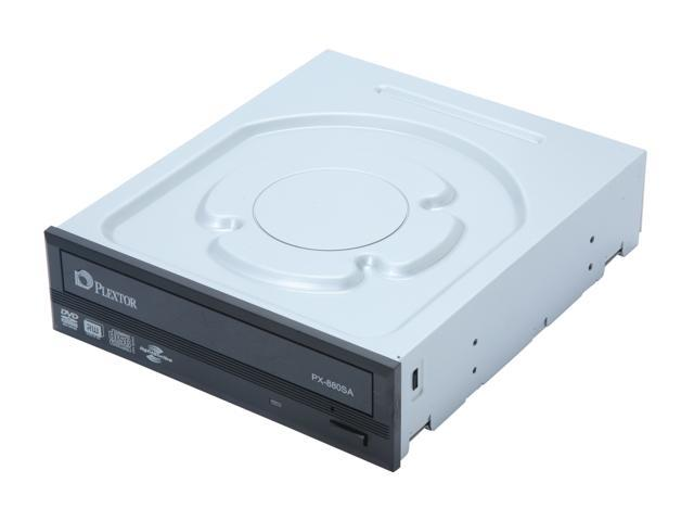 PLEXTOR 24X DVD/CD Writer Black SATA Model PX-880SA LightScribe Support