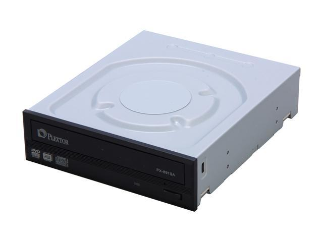 PLEXTOR 24X Internal DVD Burner Black SATA Model PX-891SA-26