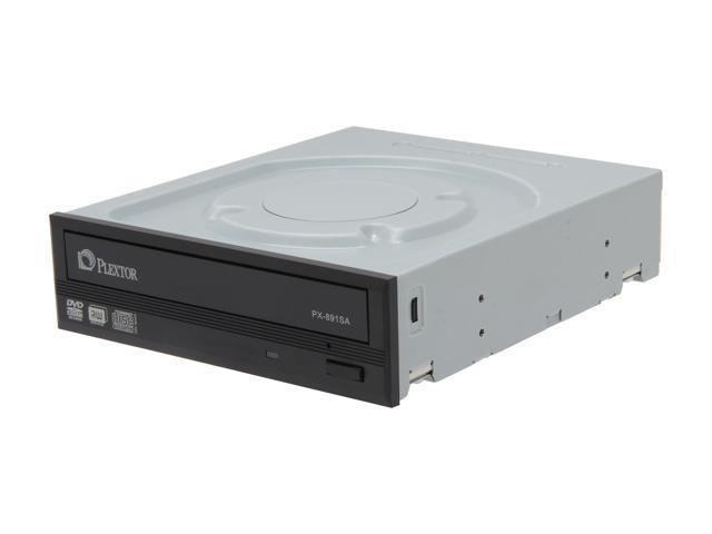 PLEXTOR 24X Internal DVD Burner Black SATA Model PX-891SA-28 - OEM