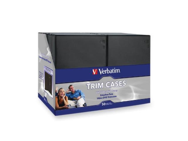 Verbatim 95094 CD/DVD Video Trim Case