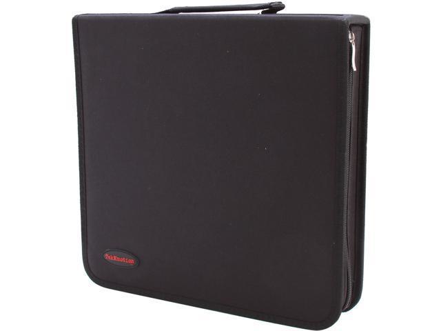 TekNmotion TM-NDO160B1 160 Disc Case / Organizer - Black
